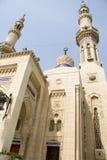 Al-tobool de mosquée Um Images libres de droits