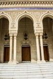 Al-Tobool van moskeeum Royalty-vrije Stock Foto