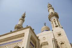 Al-Tobool van moskeeum Stock Afbeelding