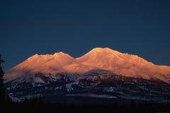Al tramonto Fotografia Stock Libera da Diritti