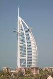 Al van Burj Arabisch Hotel Royalty-vrije Stock Afbeelding