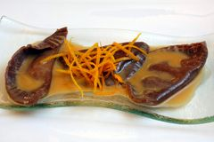 Al van de ravioli chuao royalty-vrije stock afbeelding