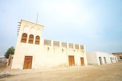 Al Wakra Haus Stockbilder