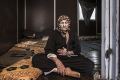 Al Zaatari refugee camp Stock Photography