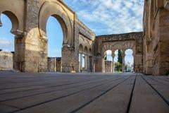 Al-Zahra de Madinat Foto de Stock Royalty Free