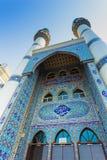 Al Zahra Mosque Sharjah UAE Royalty Free Stock Image