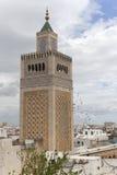Al-Zaytuna Mosque, Tunis Stock Photography