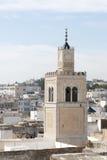 Al-Zaytuna Mosque, Tunis Stock Photo