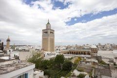Al-Zaytuna Mosque Royalty Free Stock Photography