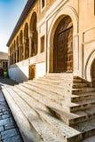 Al-Zaytuna Mosque in Tunis, Tunisia. Royalty Free Stock Photo