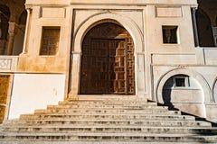 Al-Zaytuna Mosque in Tunis, Tunisia. Stock Images