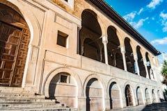 Al-Zaytuna Mosque in Tunis, Tunisia. Royalty Free Stock Image