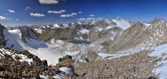 Ala Archa in Kyrgyzstan royalty-vrije stock foto