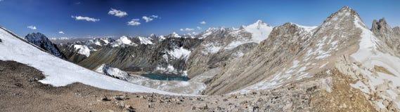 Ala Archa nel Kirghizistan Immagine Stock Libera da Diritti