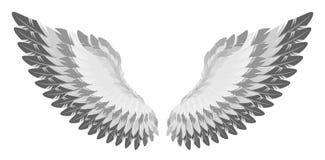 Ala de Eagle ilustración del vector