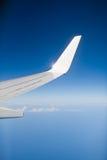 Ala del Boeing Fotografie Stock