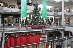 Ala Moana Centrum, het grootste winkelcomplex in Hawaï Royalty-vrije Stock Foto