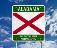 Alabama Royalty Free Stock Photo