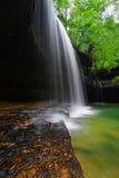 Alabama Forest Waterfall Landscape Stockfoto