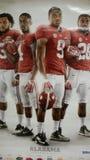 Alabama-Fußball Stockfoto