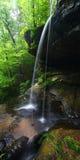 alabama högväxt vattenfall royaltyfria foton