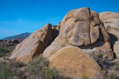 Alabama Hills Stock Photos