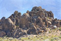 Alabama Hills Stock Images