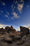 Alabama Hills Royalty Free Stock Image