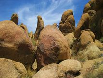 Alabama Hills Royalty Free Stock Photo