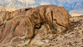Alabama Hills, Best place to shoot westerns stock photos