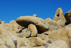 Alabama Hills, California. Alabama Hills near Lone Pine, California Royalty Free Stock Image