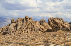 USA, California/Lone Pine: Alabama Hills Stock Images