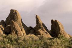 Alabama Hills California Royalty Free Stock Photo