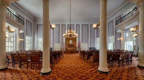 Alabama House chamber Royalty Free Stock Images