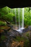 alabama nordlig vattenfall Arkivbild