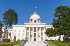 Alabama State Capitol Stock Images