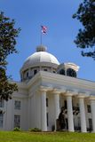 alabama statehouse Royaltyfria Foton