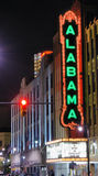 Alabama Theatre Stock Images