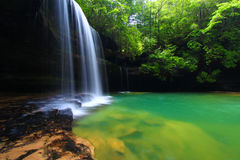 Alabama Waterfall Landscape Royalty Free Stock Photography
