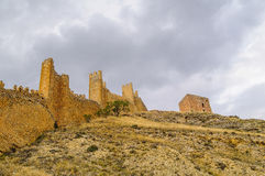 Alabarracin Teruel Royalty Free Stock Photo