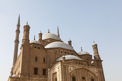 Alabaster Mosque Citadel Cairo Egypt Royalty Free Stock Images