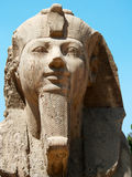 Alabaster Sphinx in Memphis Royalty Free Stock Photos