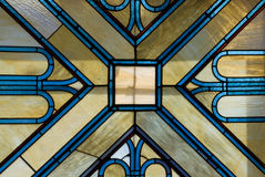 Alabaster window Royalty Free Stock Image