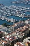 alacante Испания Стоковое Изображение