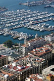 Alacante - l'Espagne Image stock