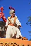 Aladdin at Disneyland Stock Photo