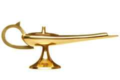 Aladdin Genie Lamp Stock Images
