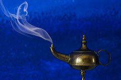 Aladdin Lamp Stock Image