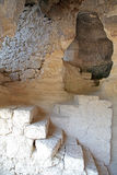 ALADZA rock monastery, Bulgaria Stock Photos