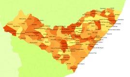 Alagoas State - Brazil Stock Image